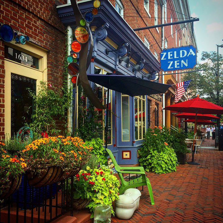 Baltimore Maryland Fells Point