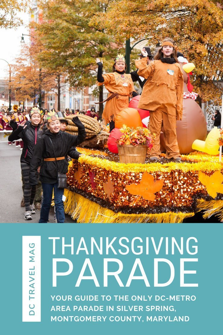 Silver Spring Thanksgiving Parade