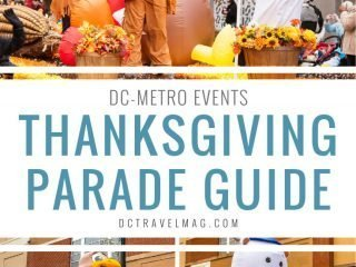 Downtown Silver Spring Thanksgiving Parade