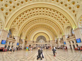 Washington DC-Union Station Trains
