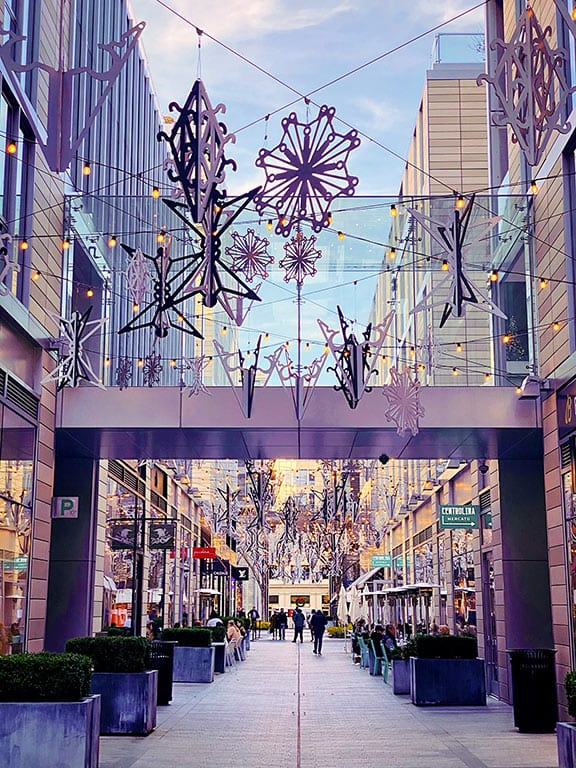 Christmas at City Center in Washington DC
