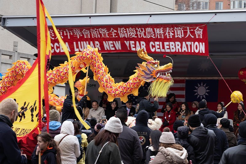 Washington DC- Chinese New Year