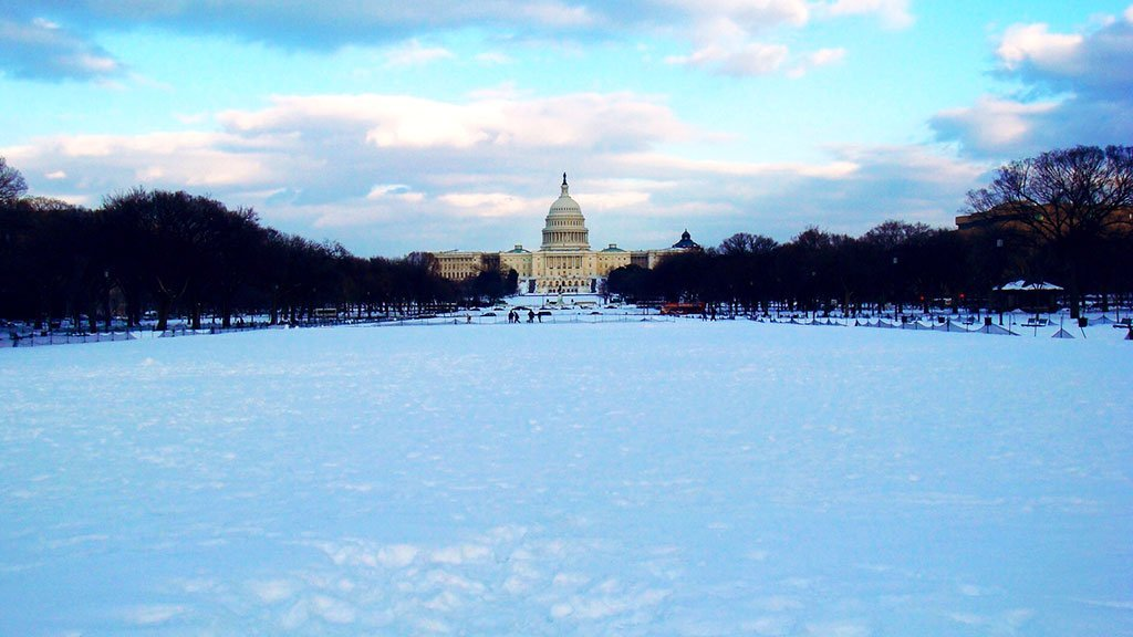 Washington DC Winter Events