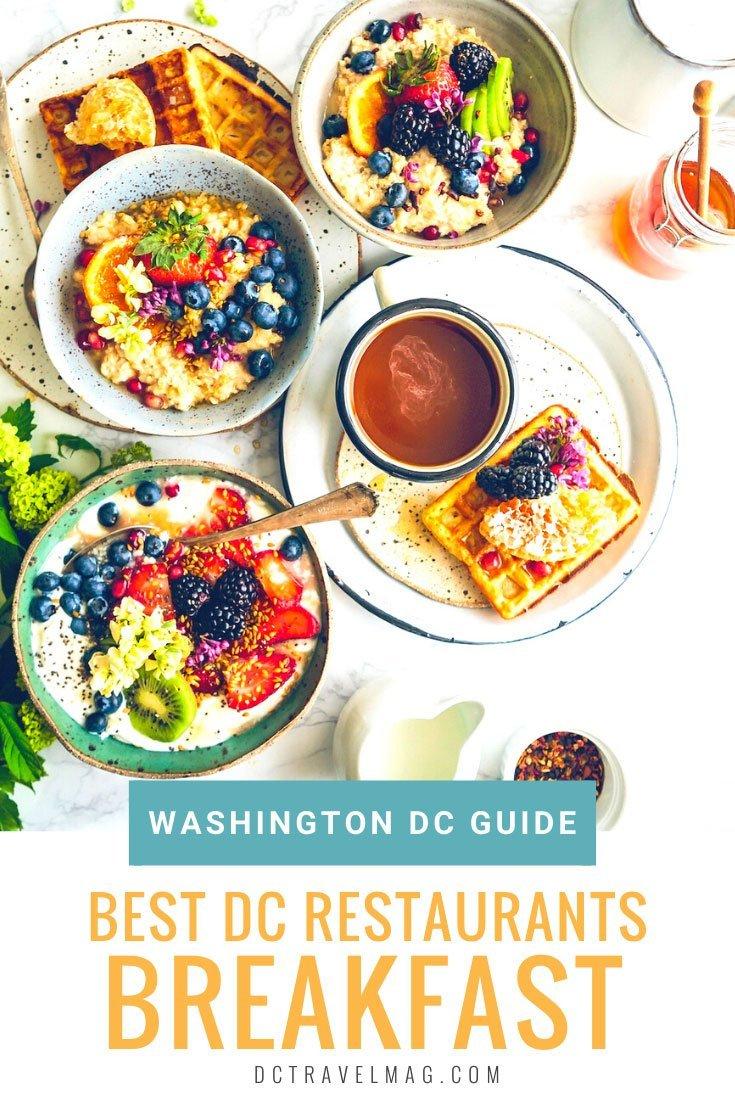 Breakfast in DC