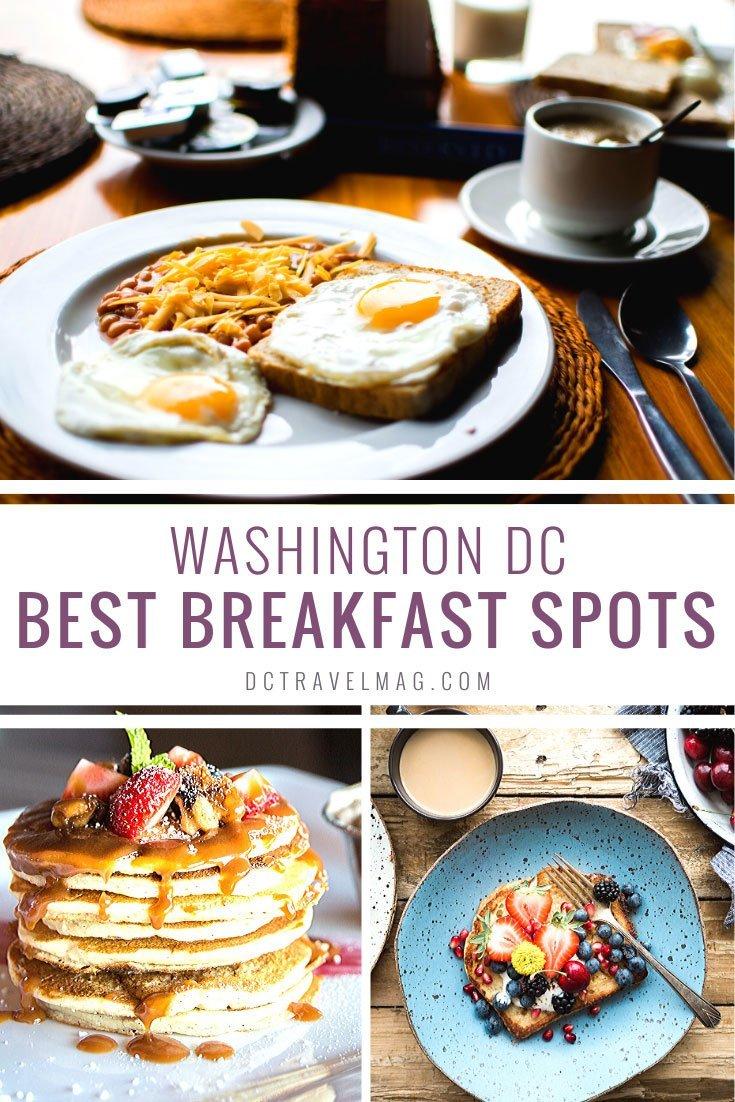 Breakfast in Washington DC