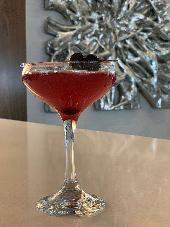 Cherry Blossom Cocktails