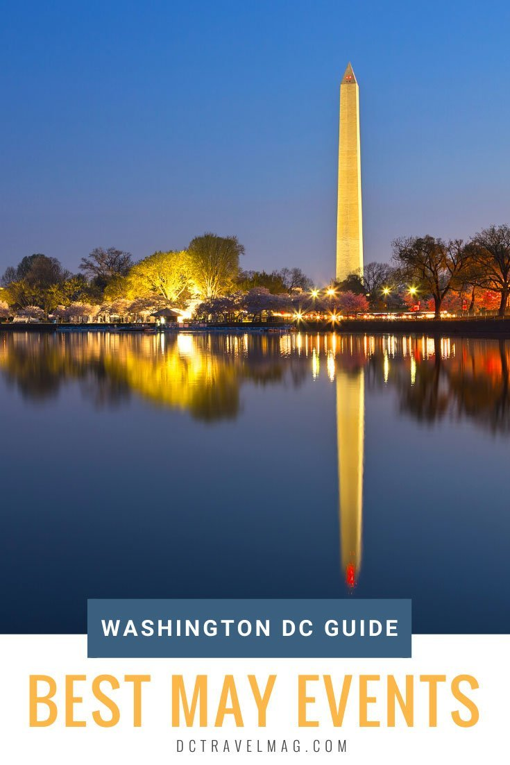 Washington DC Events MAY