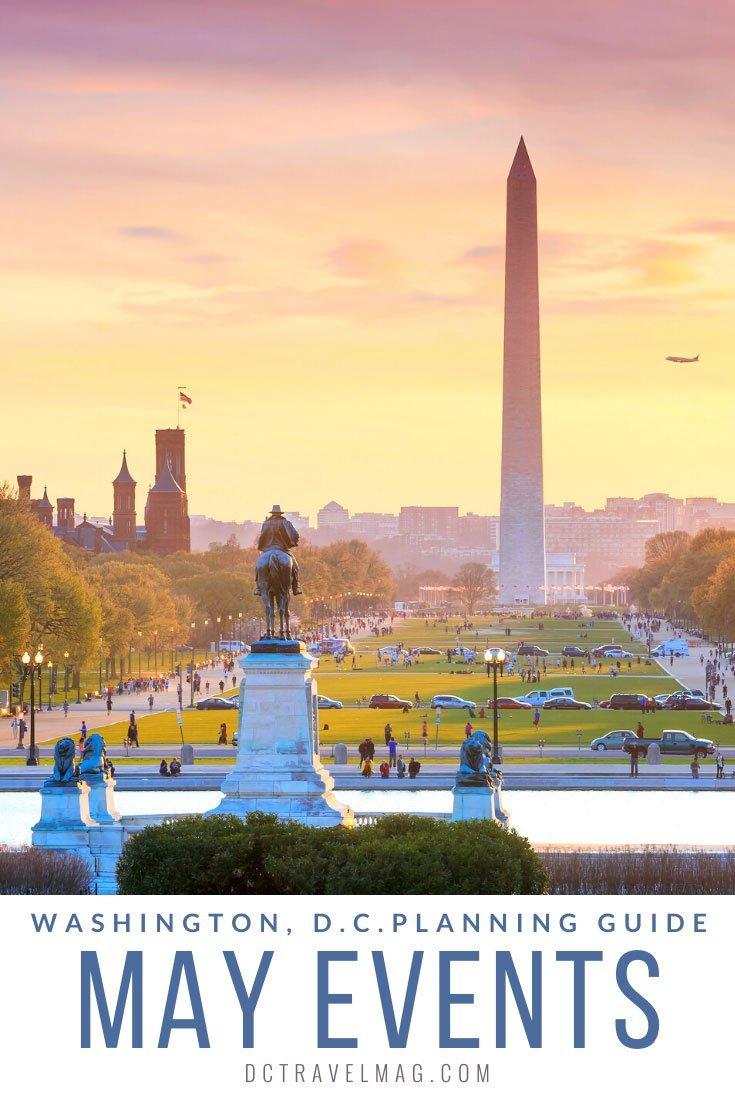 Washington DC Events May