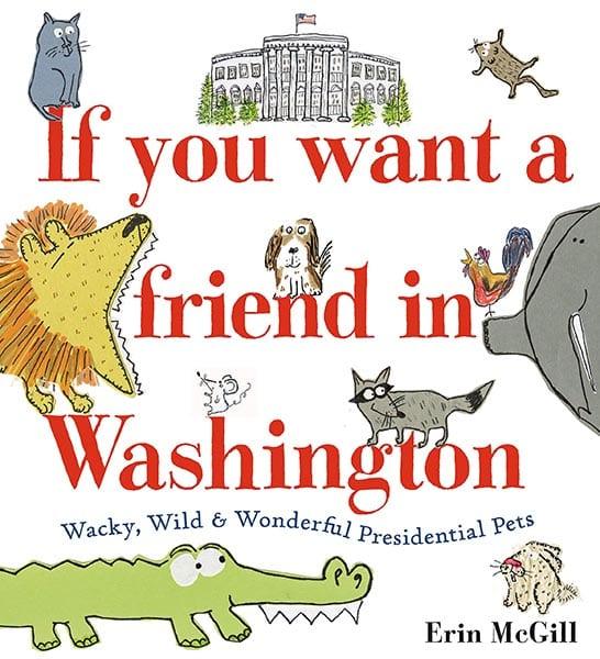 Washington D.C. Children's Books