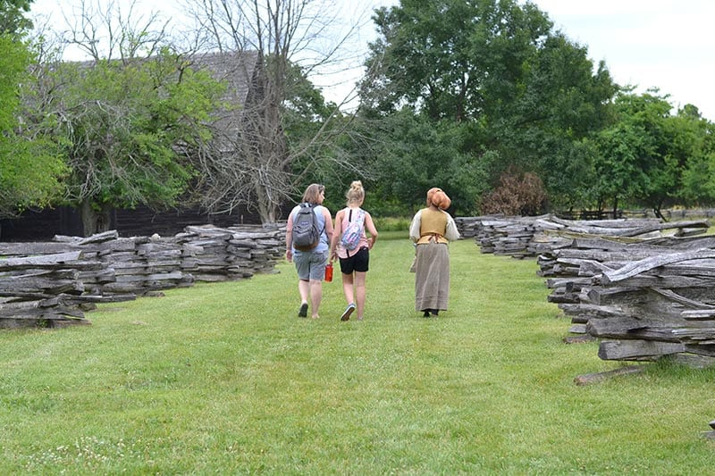 Accokeek Foundation National Colonial Farm
