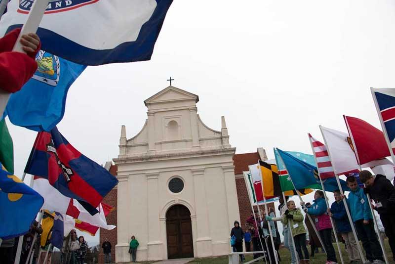 Historic St Marys City