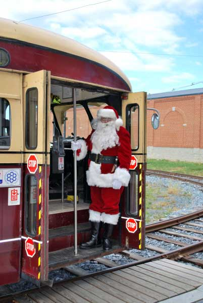 National Capital Trolley Museum