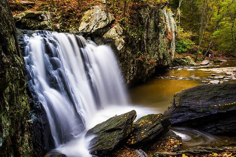 Rocks State Park- Kilgore Falls