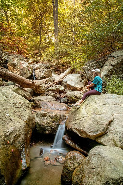 Maryland Waterfalls- Cascade Falls