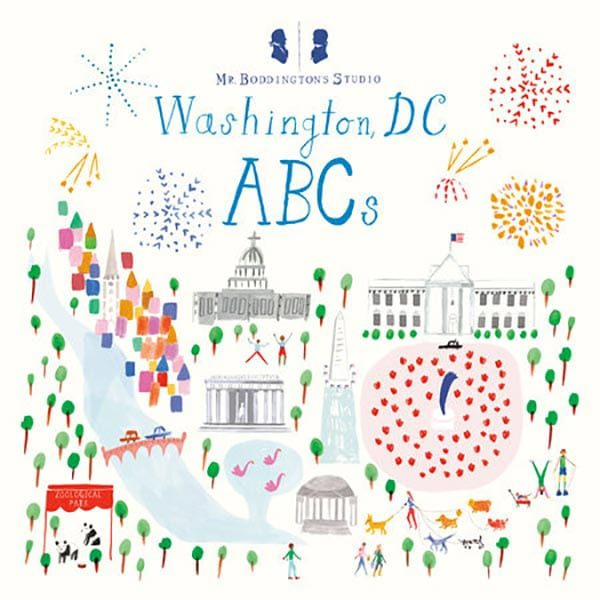 Washington D.C. Books for Kids