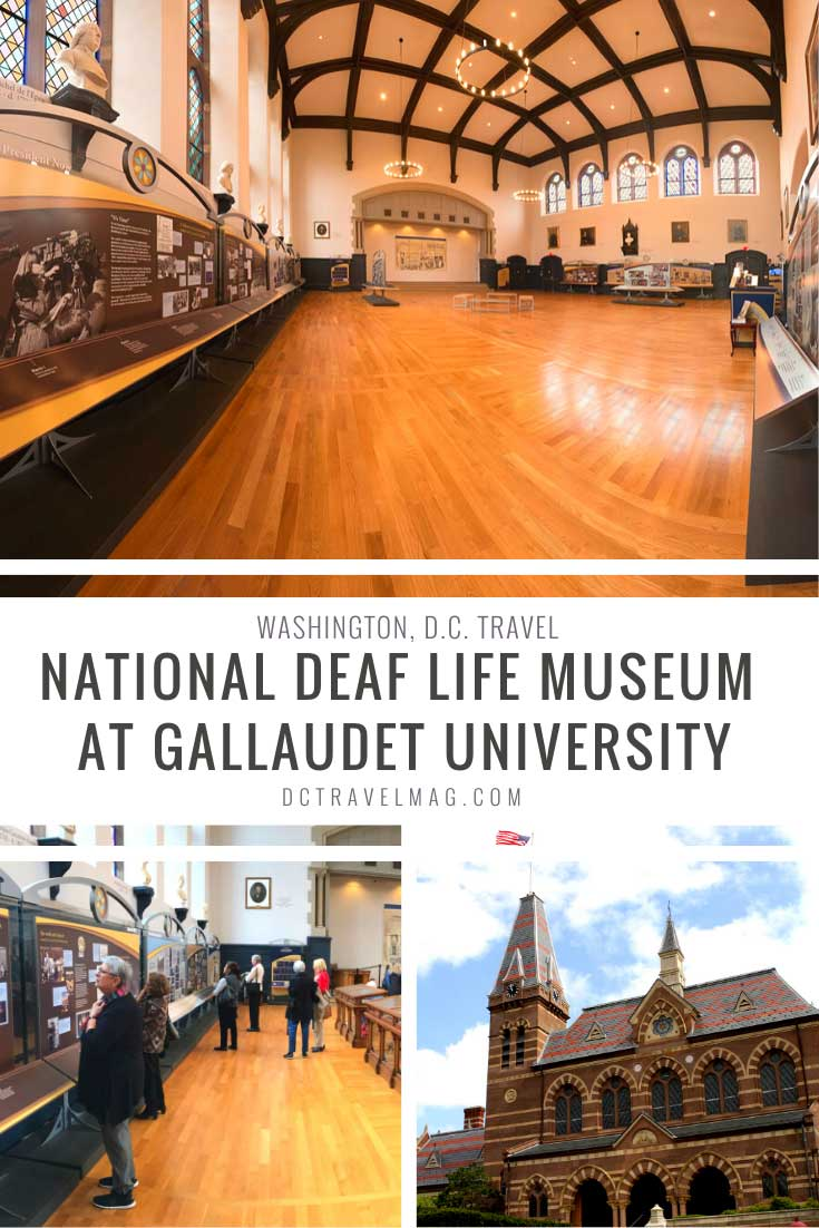 National Deaf Life Museum at Gallaudet University