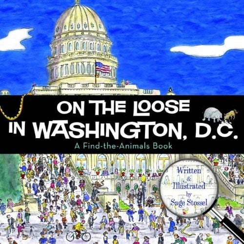 Washington D.C. Children's Books
