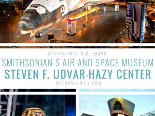 Smithsonian's National Air And Space Museum's Steven F. Udvar-Hazy Center