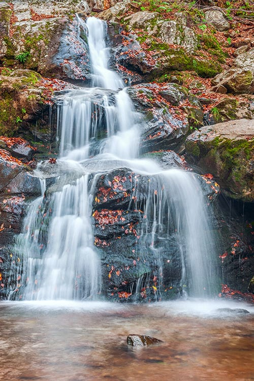 Shenandoah National Park- Virginia Waterfalls