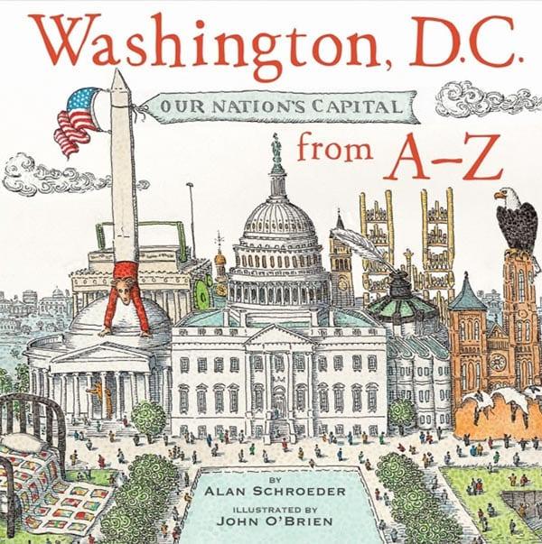 Washington DC Children's Books