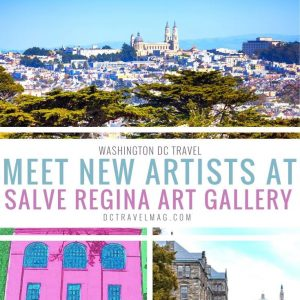 Salve Regina Art Gallery