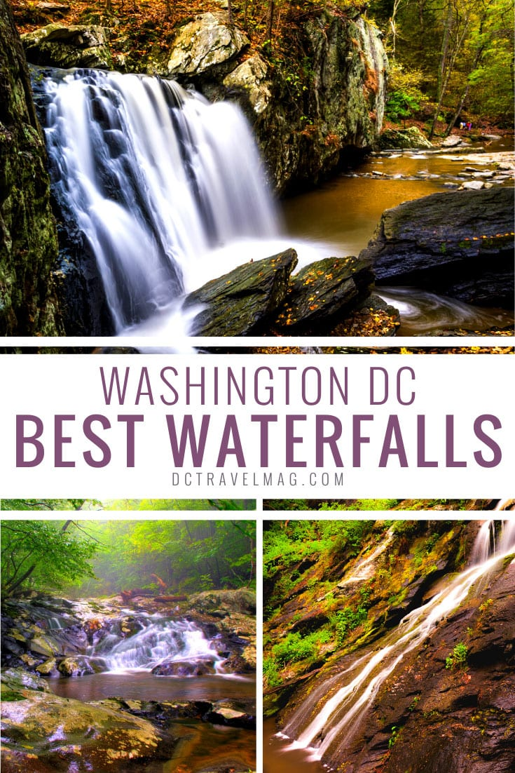 Waterfall near Washington DC