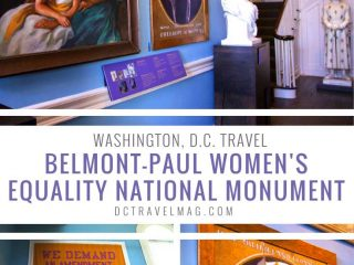 Belmont Paul Womens Equality National Monument