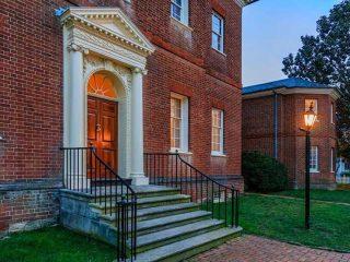 Hammond-Harwood House Museum