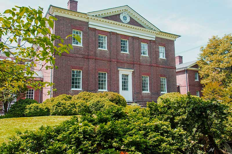 Hammond-Harwood House Museum