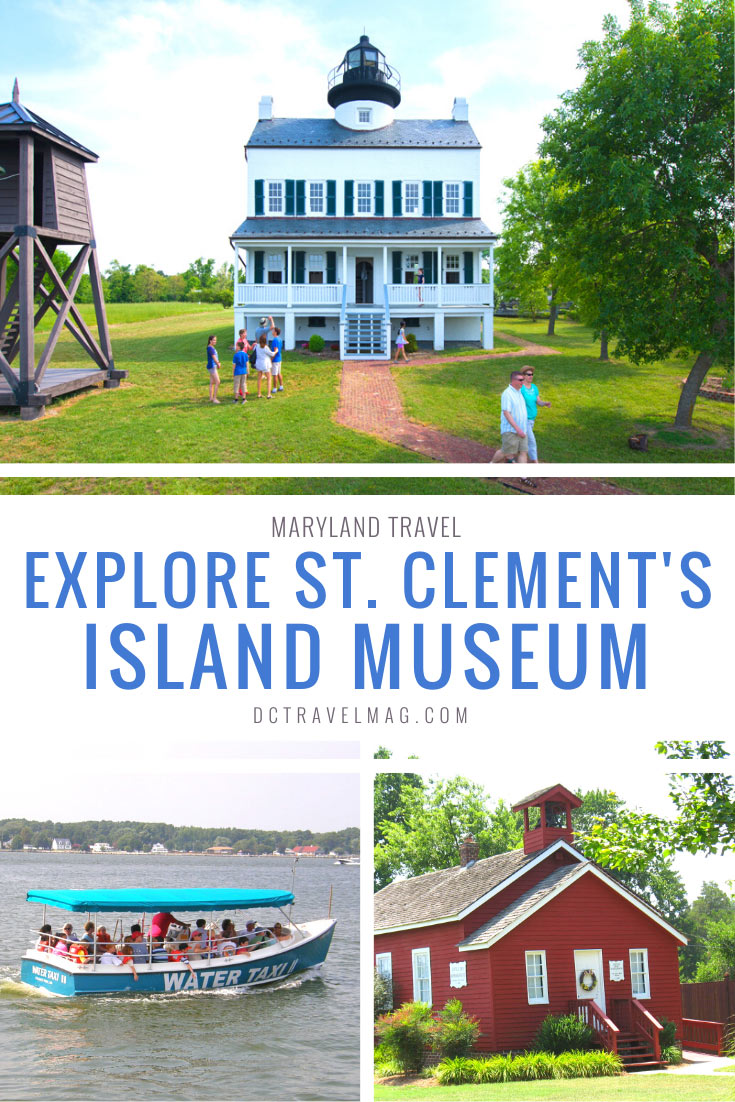 St. Clement's Island Museum and Blackistone