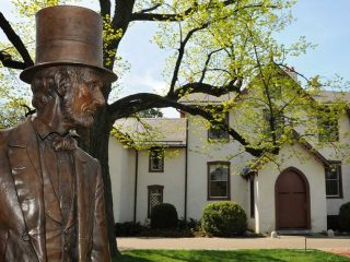 President Lincolns Cottage