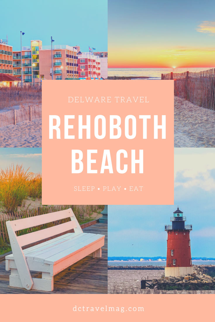 Things to do in Rehoboth Beach