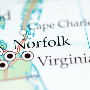 DC to Norfolk Virginia