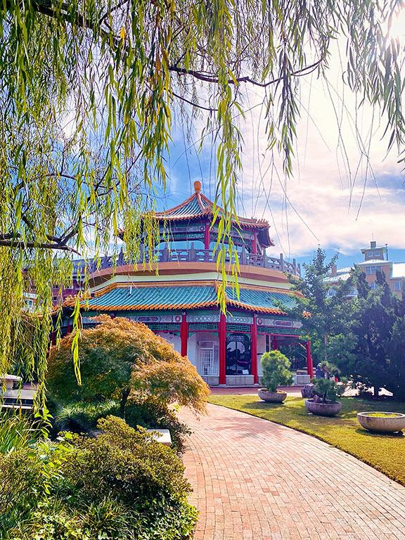 Things to do in Norfolk Virginia Pagoda