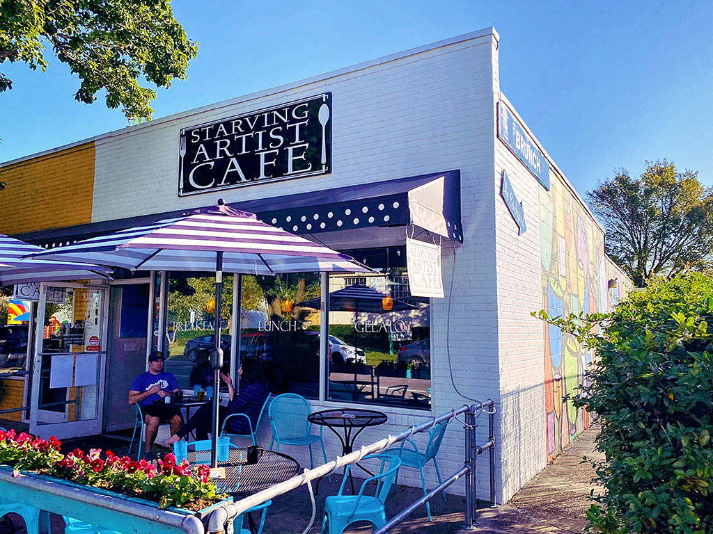 Norfolk VA Coffee Shops