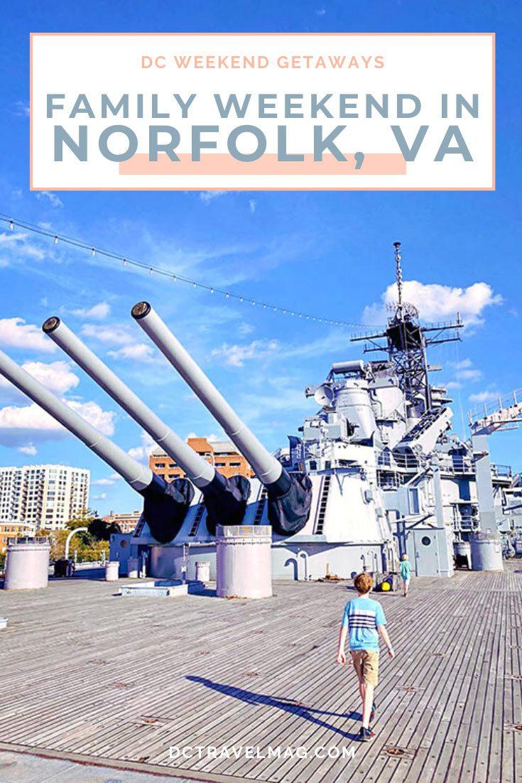 Things to do in Norfolk Virginia