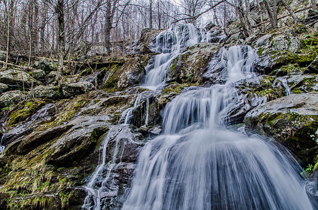 Shenandoah National Park- Dark Hallow falls