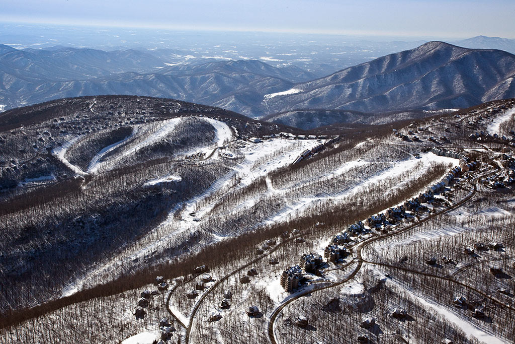 Ski Resorts in Virginia- Wintergreen Resort