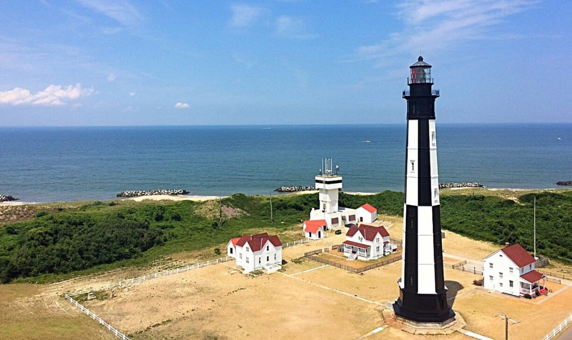 Things to do in Virginia Beach- Cape Henry Lighthouse