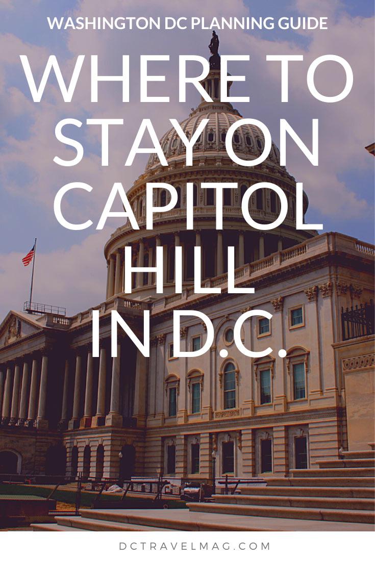 washington dc airbnb Capitol Hill
