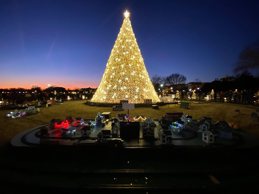 Christmas events in DC