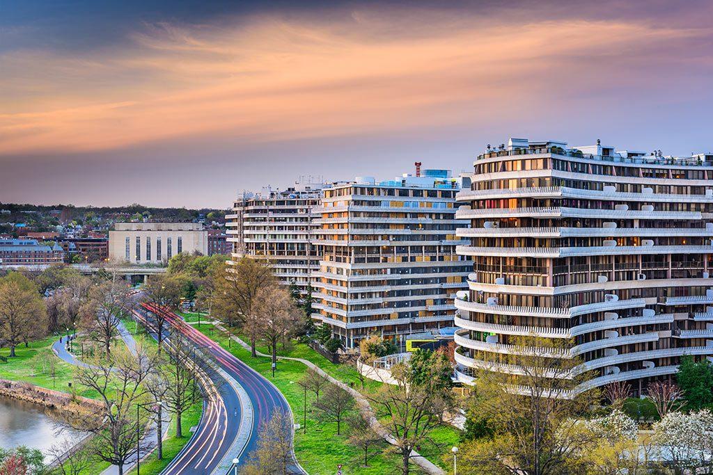 washington dc hotels- Watergate Hotel