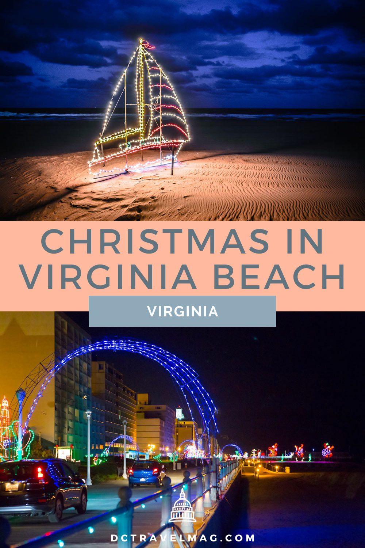Things to do in Virginia Beach Virginia Christmas
