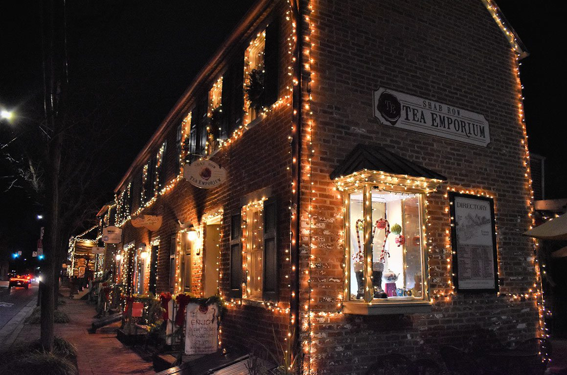 Things to do in Frederick MD- Christmas
