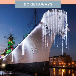 Things to do in Norfolk Virginia during the Holidays