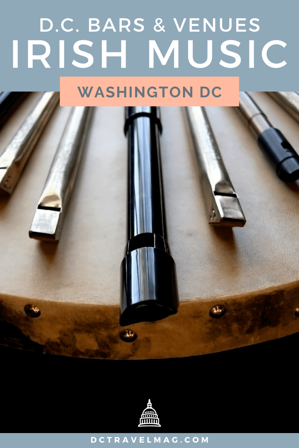 Traditional Irish Music Sessions Washington DC