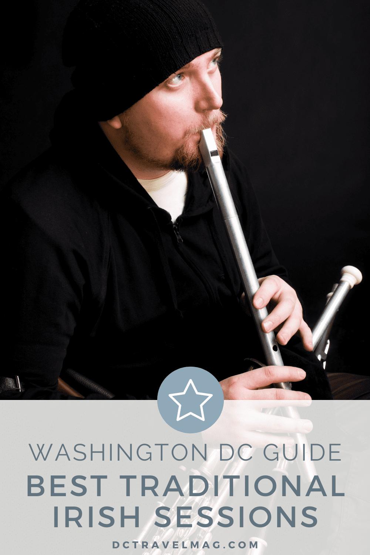 Traditional Irish Music Sessions Washington DC