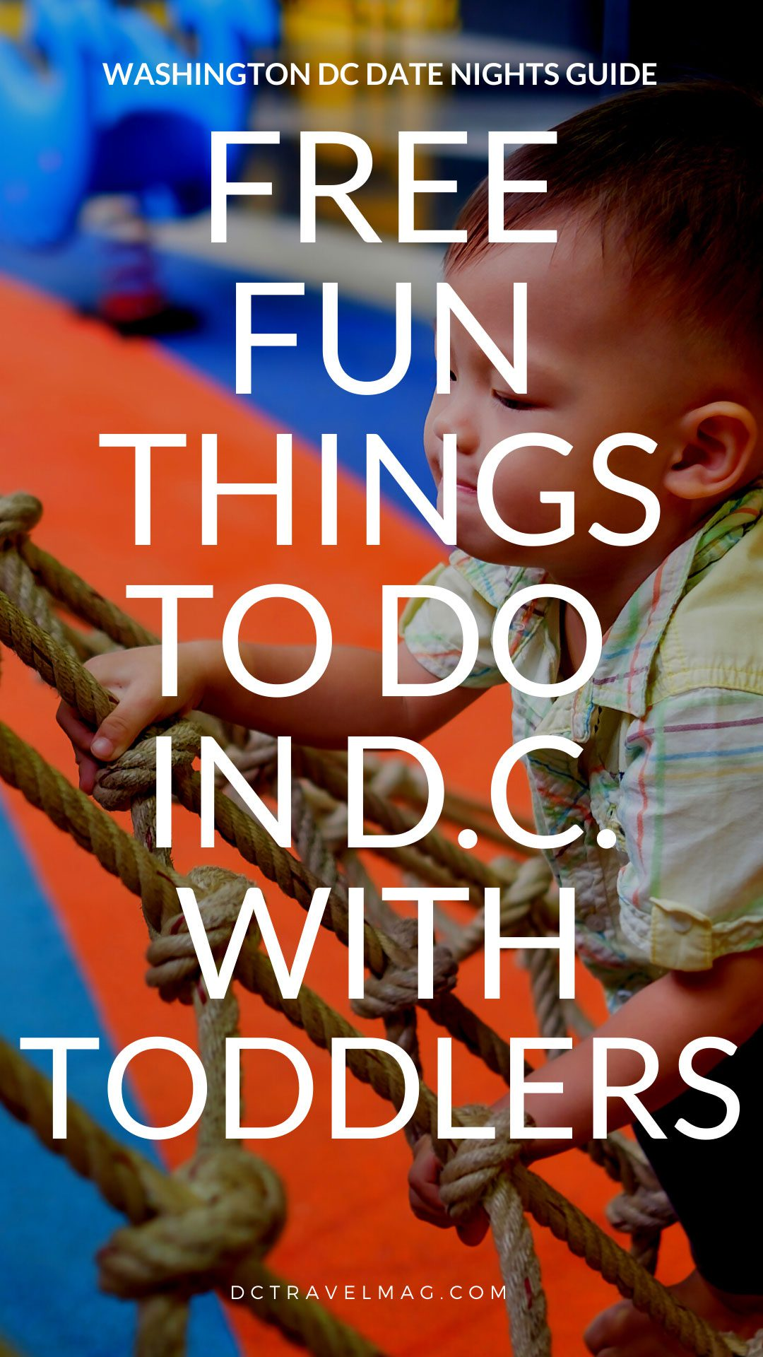 Free Things to do in DC with Toddlers and Babies
