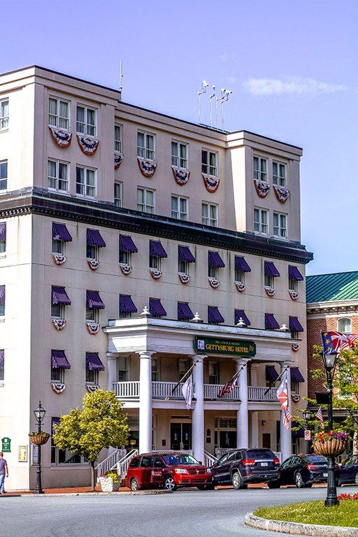 Gettysburg Hotels