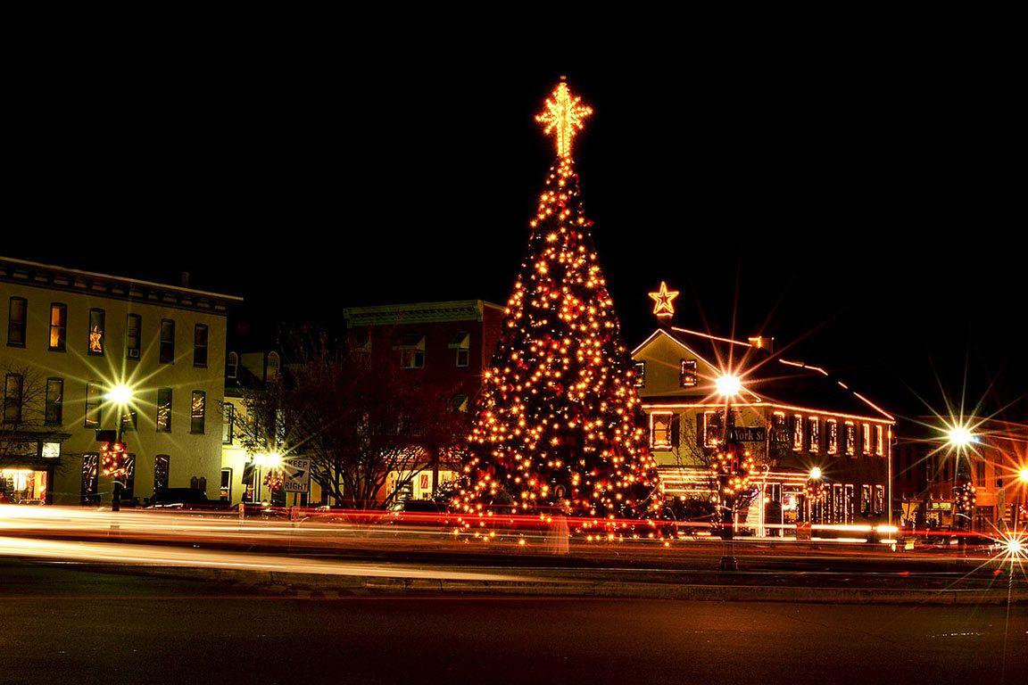 Gettysburg Christmas  PA